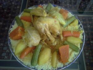 Riad Malak, Bed & Breakfasts  Meknès - big - 56