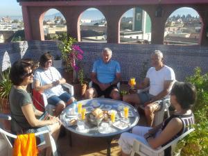 Riad Malak, Bed & Breakfasts  Meknès - big - 48
