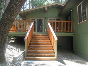 Manzanita Cabin - Bass Lake, Дома для отпуска  Окхерст - big - 1