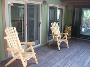 Manzanita Cabin - Bass Lake, Dovolenkové domy  Oakhurst - big - 32