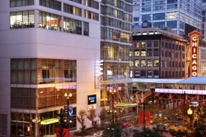 Picture of theWit Chicago, A DoubleTree by Hilton Hotel