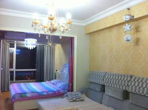Dalian Yinghao Zuoan Classic Apartment, Apartmanok  Csincsou - big - 1