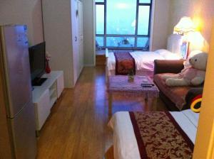 Dalian Yinghao Zuoan Classic Apartment, Apartmanok  Csincsou - big - 27
