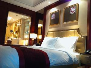 Dalian Yinghao Zuoan Classic Apartment, Apartmanok  Csincsou - big - 16