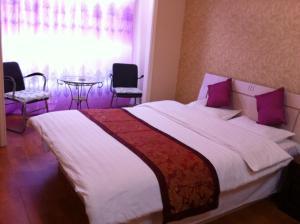 Dalian Yinghao Zuoan Classic Apartment, Apartmanok  Csincsou - big - 12