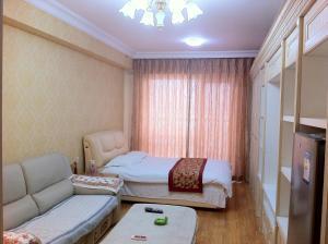 Dalian Yinghao Zuoan Classic Apartment, Apartmanok  Csincsou - big - 7