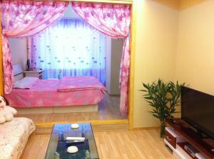 Dalian Yinghao Zuoan Classic Apartment, Apartmanok  Csincsou - big - 22