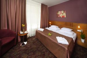 4 hviezdičkový hotel 1.Republic Hotel Praha Česko