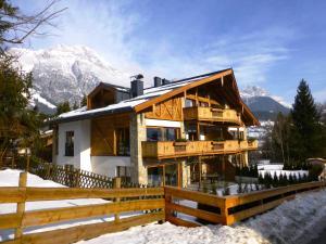 Alpin Lodge Leogang by Alpin Rentals, Apartmány  Leogang - big - 45