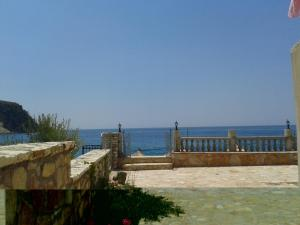 Magic Ionian Apartments & Rooms, Affittacamere  Himare - big - 16