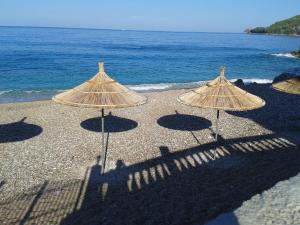 Magic Ionian Apartments & Rooms, Affittacamere  Himare - big - 2