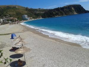 Magic Ionian Apartments & Rooms, Affittacamere  Himare - big - 46
