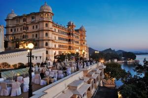 Fateh Prakash Palace - Grand Heritage
