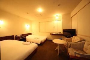 Smile Hotel Hakodate, Hotels  Hakodate - big - 19