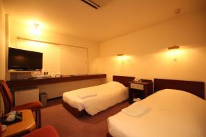 Smile Hotel Hakodate, Hotely  Hakodate - big - 9