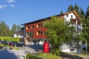 Ferienwohnungen Kristan, Apartmanhotelek  Sankt Kanzian - big - 1