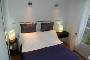 Propriété Toutoune, Отели типа «постель и завтрак»  Монпелье - big - 36