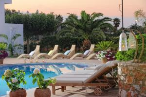 Sunvillage Malia Boutique Hotel and Suites, Отели  Малиа - big - 58