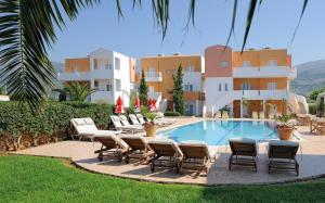 Sunvillage Malia Boutique Hotel and Suites, Отели  Малиа - big - 52