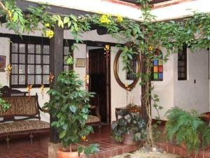 Hotel Los Frayles, Hotels  Villa de Leyva - big - 39