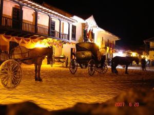Hotel Los Frayles, Hotels  Villa de Leyva - big - 4