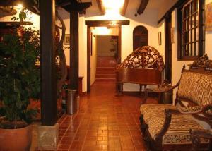 Hotel Los Frayles, Hotels  Villa de Leyva - big - 30
