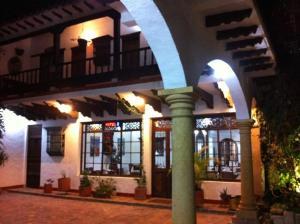 Hotel Los Frayles, Hotels  Villa de Leyva - big - 32