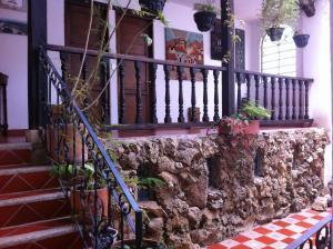 Hotel Los Frayles, Hotels  Villa de Leyva - big - 43