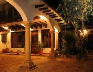Hotel Los Frayles, Hotels  Villa de Leyva - big - 31