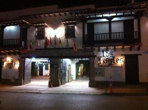 Hotel Los Frayles, Hotels  Villa de Leyva - big - 37
