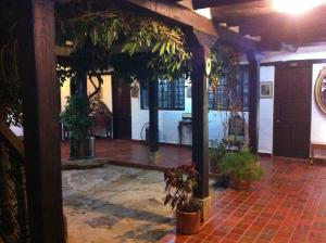 Hotel Los Frayles, Hotels  Villa de Leyva - big - 28