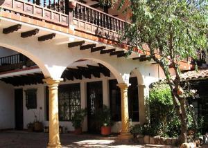 Hotel Los Frayles, Hotels  Villa de Leyva - big - 34