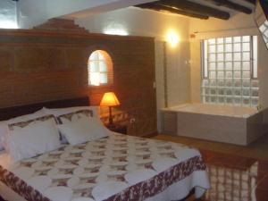 Hotel Los Frayles, Hotels  Villa de Leyva - big - 12