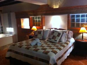 Hotel Los Frayles, Hotels  Villa de Leyva - big - 11
