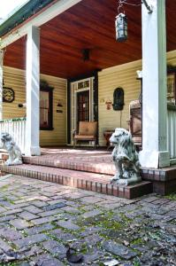 GlenMorey Country House, Bed & Breakfast  Placerville - big - 22