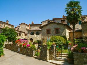 Locazione turistica Casa Stella, Апартаменты  San Sano - big - 8