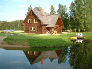 Recreation Center Brūveri, Holiday parks  Sigulda - big - 47
