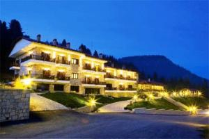 Hotel Magiossi, Отели  Neraïdochóri - big - 1