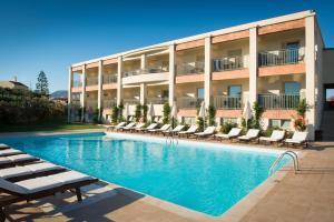 Bella Beach Hotel, Rezorty  Hersonissos - big - 44