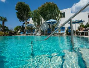 Hotel Imperamare, Hotely  Ischia - big - 1