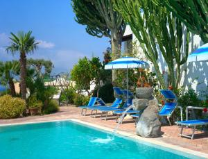 Hotel Imperamare, Hotely  Ischia - big - 20