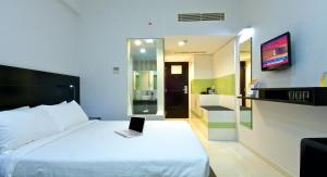 Keys Select Hotel, Thiruvananthapuram, Hotel  Trivandrum - big - 3