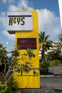 Keys Select Hotel, Thiruvananthapuram, Hotel  Trivandrum - big - 24