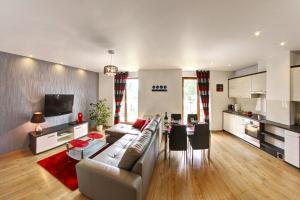 Apartament Blekitny