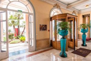 Hôtel Le Royal Promenade des Anglais, Hotels  Nizza - big - 32
