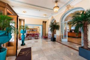 Hôtel Le Royal Promenade des Anglais, Hotel  Nizza - big - 37