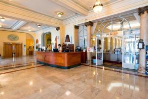 Hôtel Le Royal Promenade des Anglais, Hotel  Nizza - big - 38
