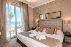 Hôtel Le Royal Promenade des Anglais, Hotel  Nizza - big - 10