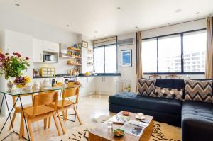 Appartement Sophia, Apartmanok  Casablanca - big - 25
