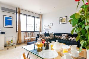 Appartement Sophia, Apartmanok  Casablanca - big - 23